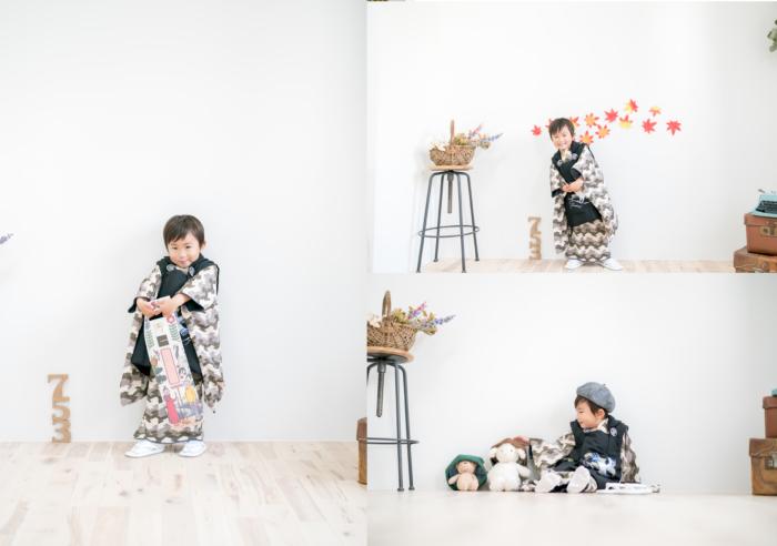 3歳男の子②