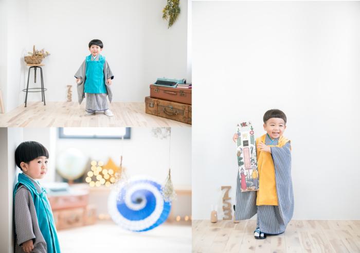 3歳男の子①